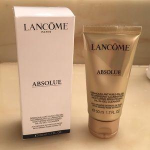 Lancôme Absolue Oil-In-Gel Cleanser